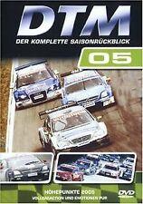 DTM 05 - Der komplette Saisonrückblick   DVD   Zustand sehr gut