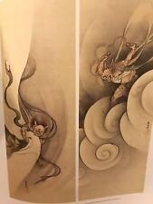 Japanese Art Survey Book Tattoo Reference Dragons Tiger GAHO Horimono Irezumi