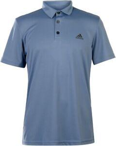 adidas Mens Fab Polo Shirt Short Sleeve Casual Sport Top