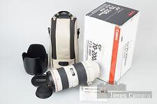 Canon EF 70-200mm f/2.8 f2.8 L USM Lens for 7D MK2 6D 5D Mark II MKIII 5DS 1D
