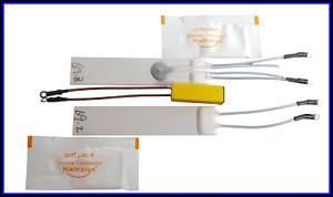 Ghd 70 ohm Heater Element Repair Kit Including Thermal Fuse, Thermistor & Paste