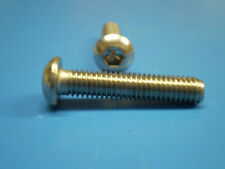 5 ACCIAIO INOX V2A LENTI vite 8 x 40 mm ISO 7380 acciaio inox acciaio
