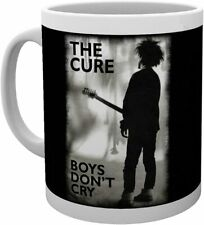 The Cure Boys Don't Cry Ceramic Mug (ge)