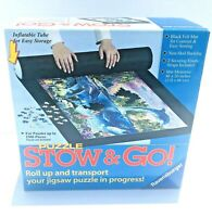 Ravensburger Puzzle Stow and Go Inflatable Tube for Easy Puzzle Storage
