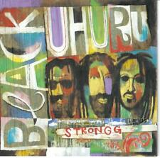 BLACK UHURU / STRONGG  * NEW CD * NEU *