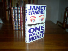 One for the Money Bk. 1 by Janet Evanovich (signed)