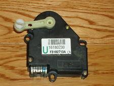 96 - 02 ELDORADO SEVILLE DEVILLE Heater/Vent Blend Door Actuator HVAC 16180230