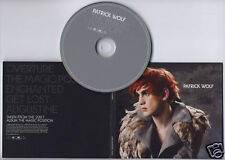 PATRICK WOLF Magic Position Sampler UK 5-trk promo CD WOLF2
