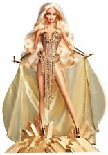 Barbie Collector The Blonds Blond Gold Doll 2013 NEW & Christian Dior Barbie LE