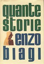 QUANTE STORIE - ENZO BIAGI - CDE