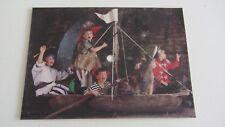 France Gall Teenie-weenie-boppie  Flexi Disc Postcard Poland