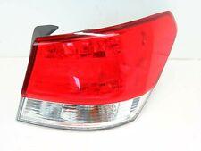 2010-2014 Subaru Legacy Passenger Tail Light - Quarter Panel Mounted RH 10-14