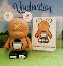 "Disney Vinylmation 3"" Park Set 3 Pencil Artist Drawing Sketch With Card"