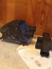 honda trx 350D airbox assy with lid and front snorkel tube