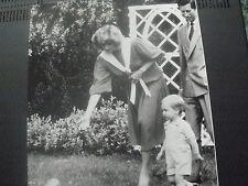 Princess Diana Prince Charles Prince William original camera press London photo
