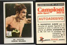 Koichi Wajima (JAPAN) Panini Boxing CARD 1973! NEW n.300! ▓