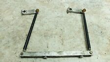 00 Polaris Indy 700 XC Snowmobile steering tie rods and arms