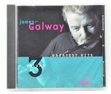 James Galway Greatest Hits Vol. 3 CD *FREE SHIPPING*