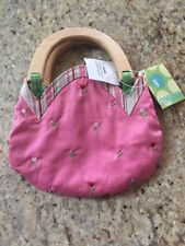 NWT GYMBOREE TIP TOE TULIP PURSE NEW & HARD TO FIND!