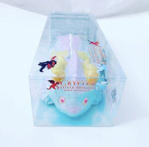 Ibloom Squishy Cryptla Little Dragons BLUE DRAGON Lizard Squishy NEW
