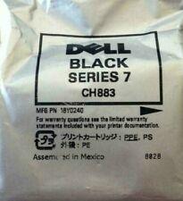 Original Dell Series 7 High Yield Black Ink Cartridge (CH883) 592-10226 18Y0240