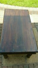 Wood Less than 30 cm No Assembly Required Coffee Tables