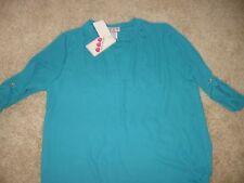 NWT size XL pretty spring top