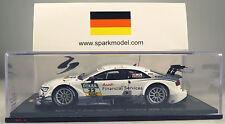 AUDI RS5 DTM #22 Nico MULLER team ROSBERG DTM 2014 limited 300 pcs SPARK 1:43