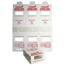 24 Catchmaster 288i Spider & Insect Control Monitor Glue Boards