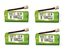 4 Akku für Sagem D16T, DT16T Duo 2 , 2SN-AAA55H-S-JP1, GP 60AAAH2BMJZR, GP 70AAA