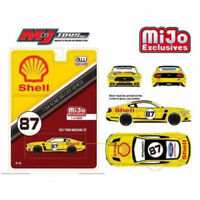 AUTO WORLD 1:64 2017 FORD MUSTANG SHELL RACING - MIJO EXCLUSIVE CP7439