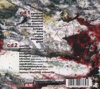 DAS ICH - EGODRAM (+BONUSTRACKS)  2 CD NEU