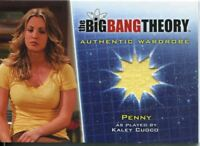 The Big Bang Theory Season 5 Wardrobe Card M39 Penny