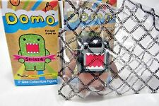 "DOMO 2"" Qee Series 4 FIGURE - brown WRESTLER LUCHE LIBRE  - DOMO"