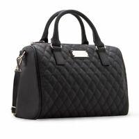 Damen Handtasche Schwarz Eimer Große Schultertasche Große Geschenk taschen E6L0