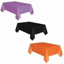 Amscan Plastic Tablecloths