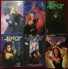 Alley Cat #1-6 - Alley Baggett - Comic Books - Image Comics