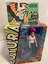 2007 Fox toynami futurama Leela With Robot Devil Build-A-Bot