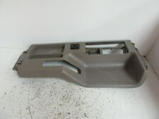 1987-1993 Ford Mustang Gray Center Console Frame Bolt Trim Cover OEM