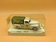 Solido Dodge Bache #4421 Sun Club Truck Age d'or 1:43 Scale