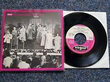 "Udo von-MERCI CHERIE 7"" single Opal MISS Germany-élection Berlin 67 cover"