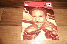 Ezzard Charles/boxeo -- Editions rencontre s.a. lausana 1978