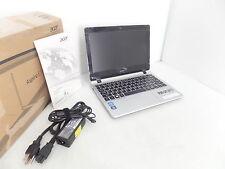 """Acer Aspire E11 E3-111-C0QT 11.6"""" HD N2940 1.83GHz 4GB RAM 500GB HDD Win 7 H  OB"""