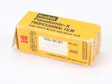 KODAK 120 PANATOMIC-X, BOXED, BACKING PAPER ONLY, FOR DISPLAY/cks/193643