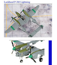 Witty Wing 1/72 P38 Lightning ASAF 8th Fighter Group San Antonio Rose Diecast