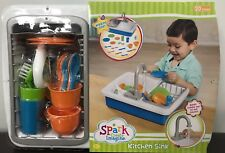 SPARK KITCHEN SINK - BRAND NEW - WATER COMES OUT OF FAUCET