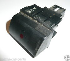 Toyota Avensis MK1 1998 - Alarm LED Light Flasher Switch Blank