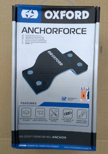 Oxford AnchorForce High  Security Ground And Wall Anchor