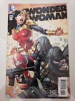 WONDER WOMAN #42 (2015) DC 52 COMICS AMAZING DAVID FINCH ART! 1ST PRINT NM