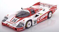 MINICHAMPS 1984 Porsche 956 LH Canon Le Mans GTi Engineering #16 1:18*New!